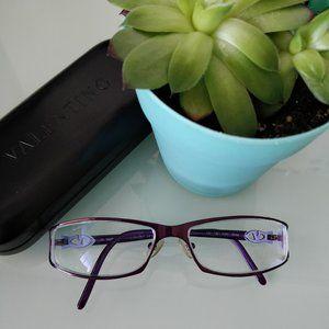 VALENTINO Glasses w/ Case